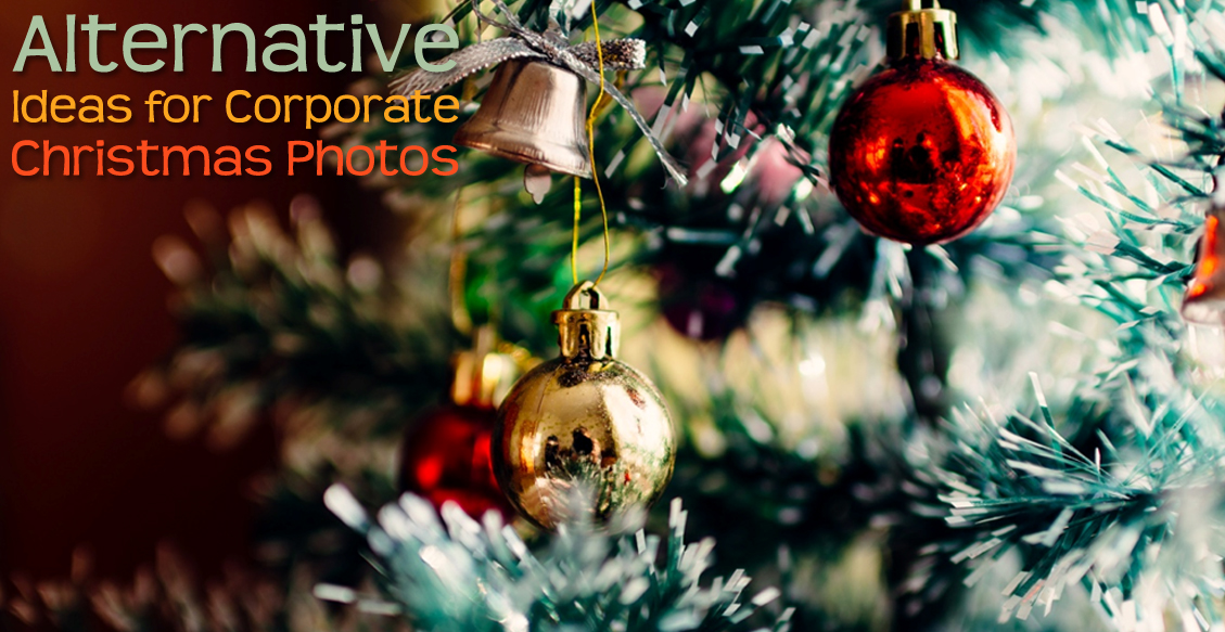 Alternative Ideas for Corporate Christmas Photos