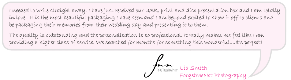 USB Gift Box Quote