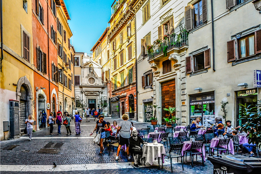 Places Every Photographer Should Visit Rome Italy