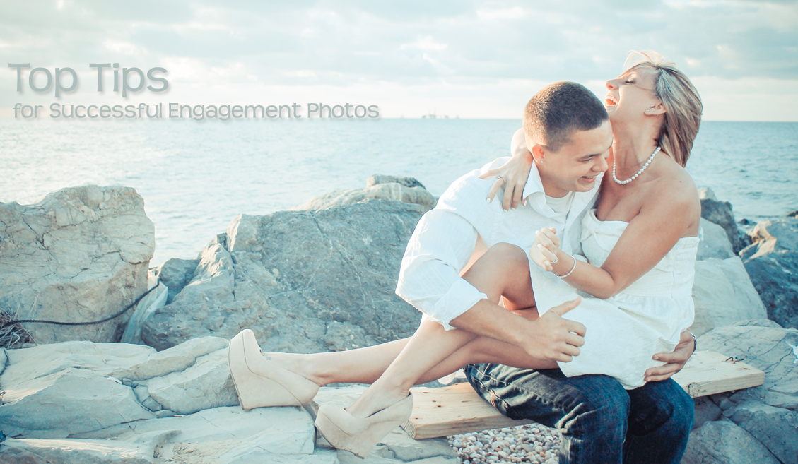 Top Tips for Successful Engagement Photos