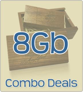 8Gb USB 3.0 Combo Deals