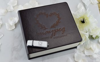 32Gb USB & Book Style Gift Box