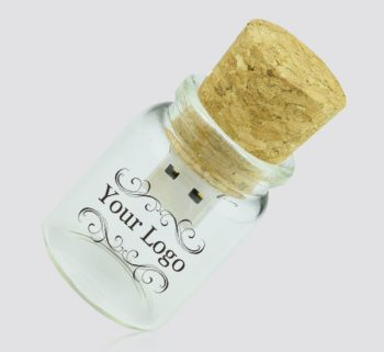Cork Bottle USB Flash Drives
