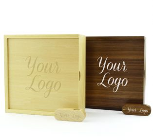 Wooden Photo Prints Gift Box Wooden Twister