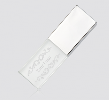 Crystal USB Flash Drives